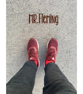 LE MR.Fleming Red-Blue
