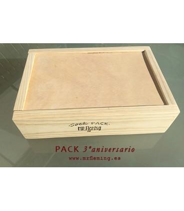 Pack 3º ANIVERSARIO