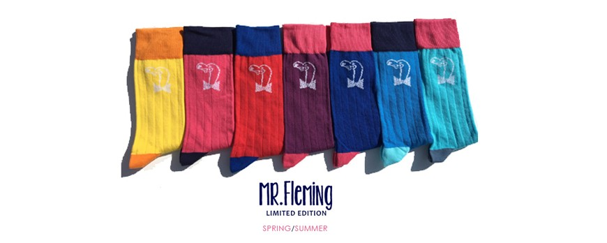 MR.Fleming Limited Edition Spring /Summer