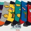 Mediterranean Socks